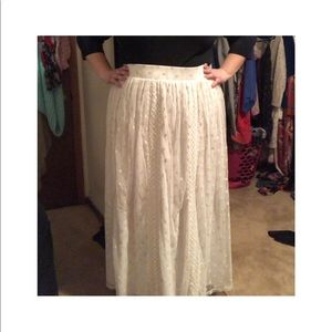 Floor Length Torrid Skirt
